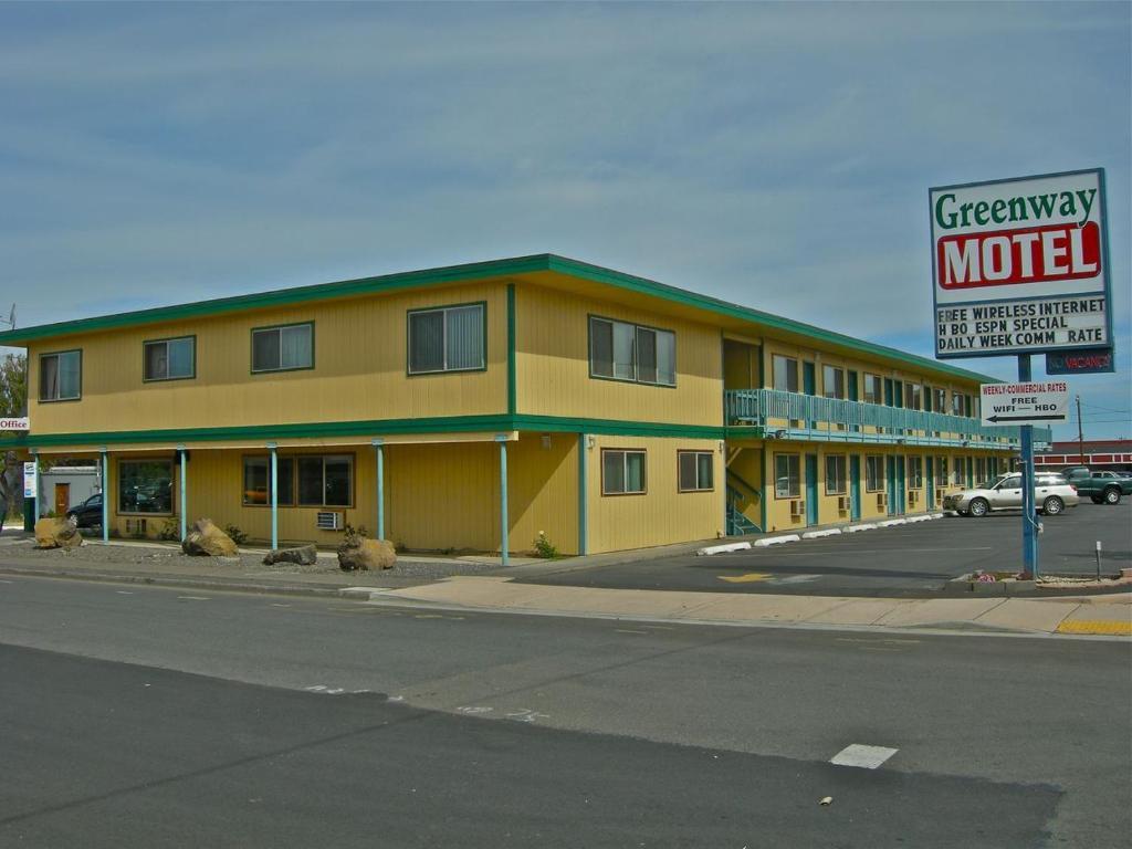 Greenway Motel.