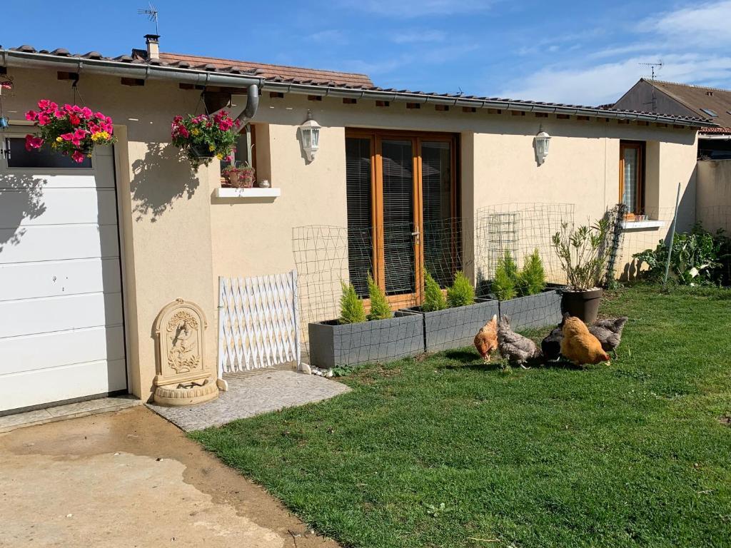 Ferienhaus Petite Maison a (Frankreich Pontault-Combault ...