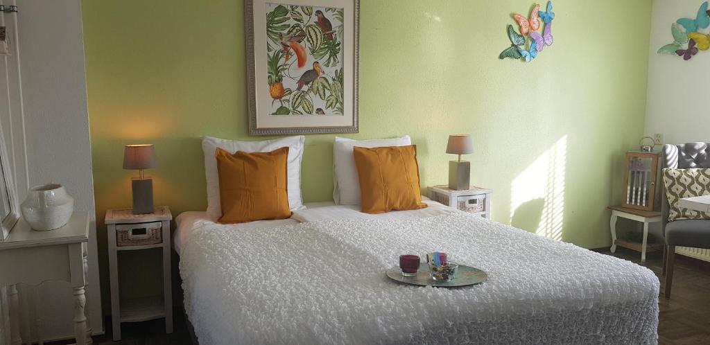 Krevet ili kreveti u jedinici u objektu Huize de Weijde Blick