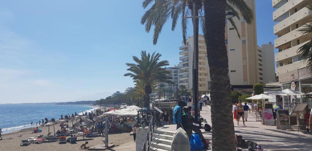 Apartment Serna, Marbella, Spain - Booking.com