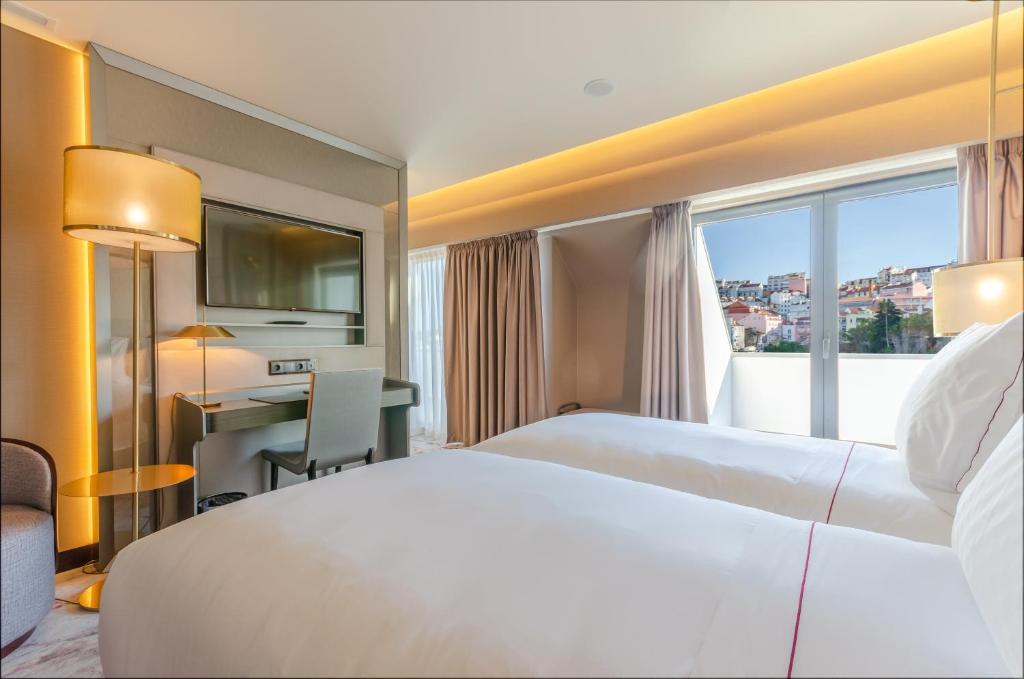 افضل فنادق لشبونة فندق توريم بوليفارد