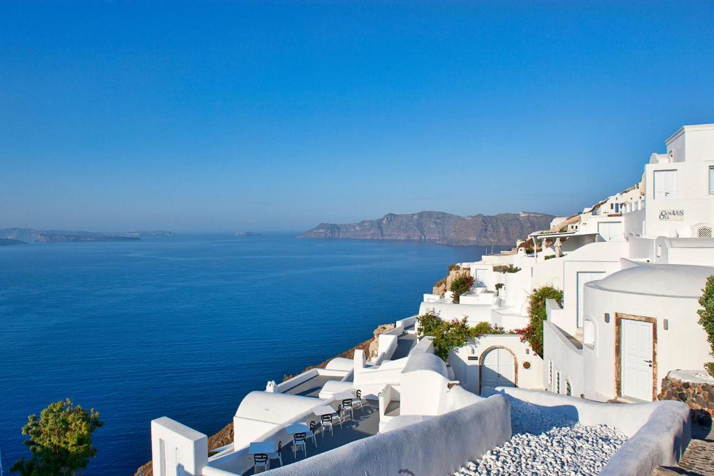 Canaves Oia Boutique Hotel Greece Booking Com