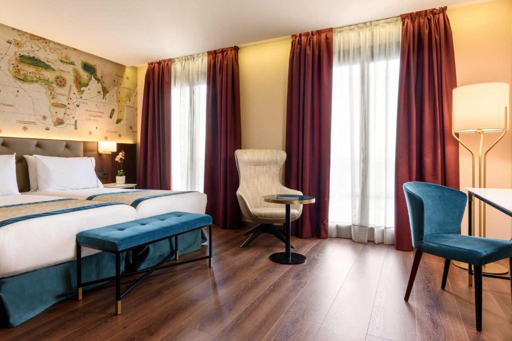 افضل فنادق لشبونة فندق متحف يوروستارز