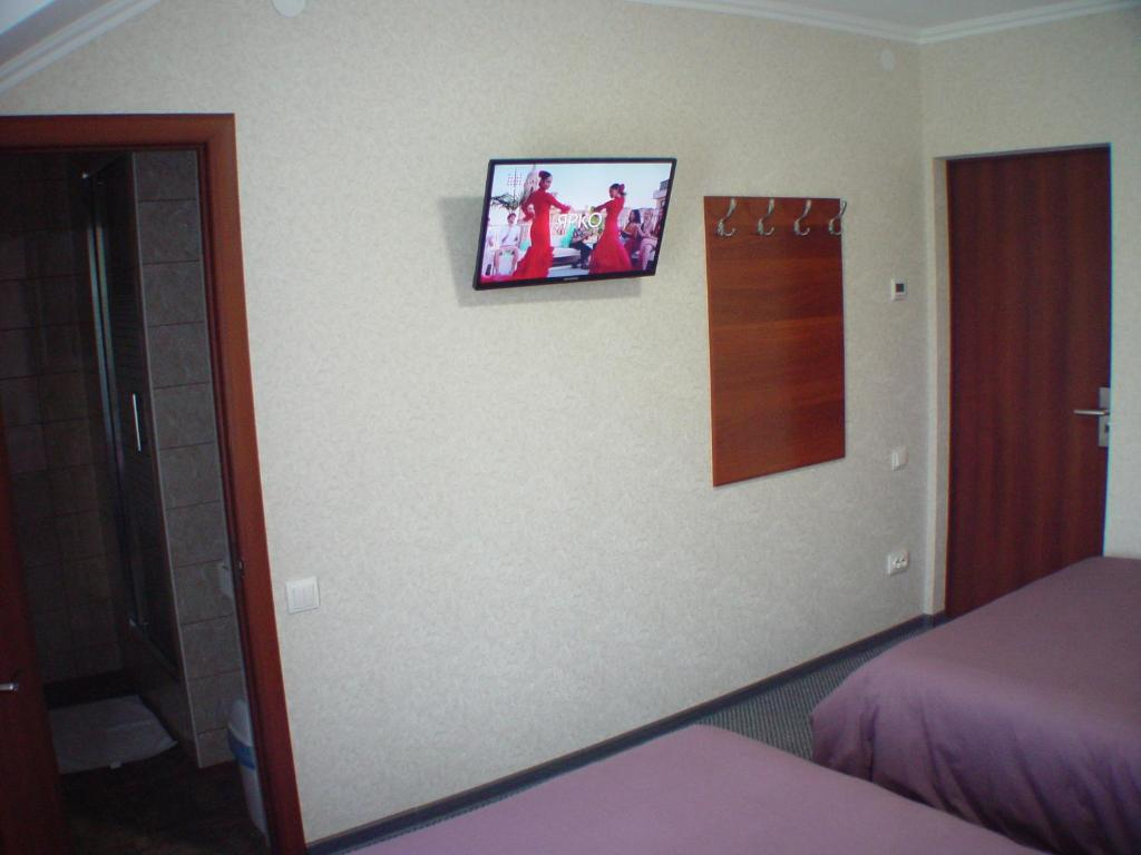A television and/or entertainment center at Guest House Ayuta