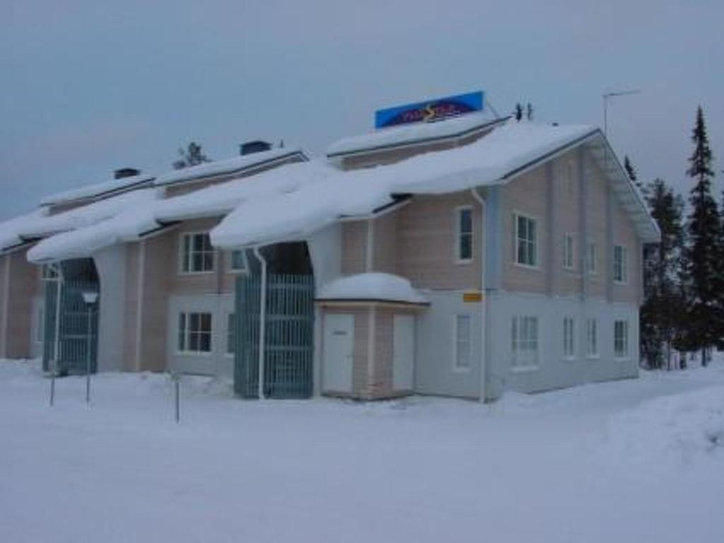 L'établissement Holiday Home Yllästar 1 as 209 (la-la) en hiver