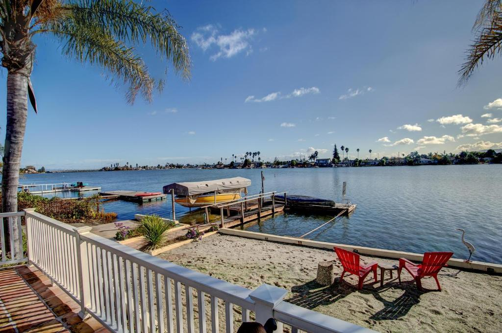 Four Bedroom Waterfront Home