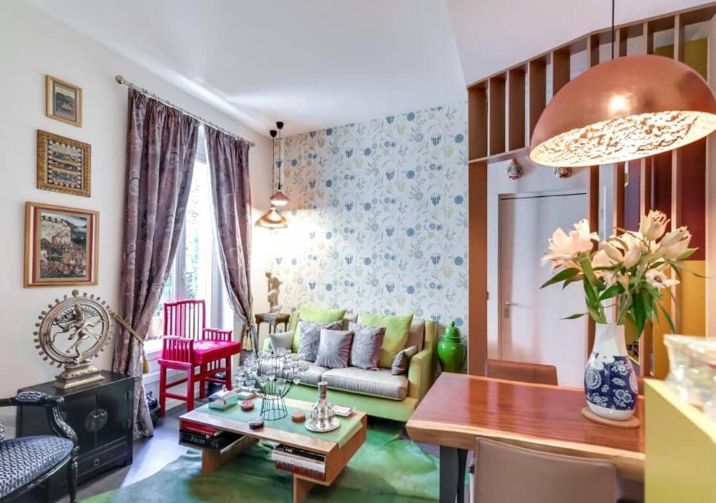 Nice Bohemian Apartment 12th Arr Paris France Booking Com