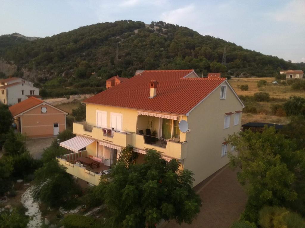 A bird's-eye view of Apartment Marisol Barbat