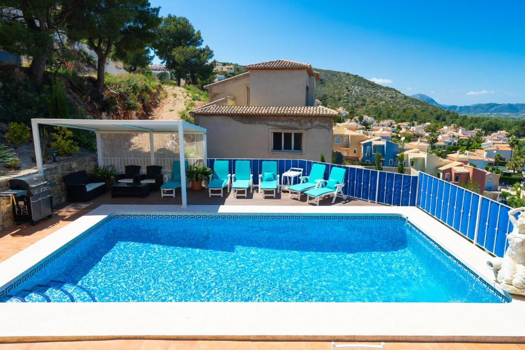 Villa Viera, Denia, Spain - Booking.com