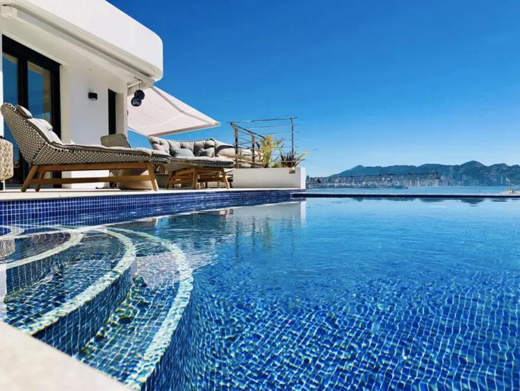 Apartment Luxury Poniente Benidorm Spain Bookingcom