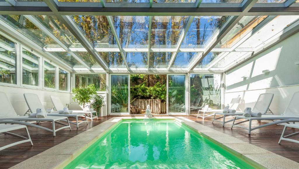 The swimming pool at or near AWA Boutique + Design Hotel