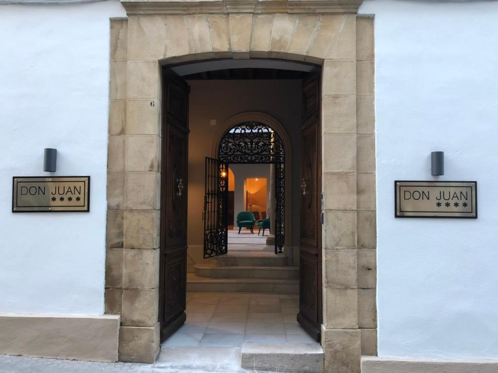 Hotel Don Juan Boutique (España Úbeda) - Booking.com