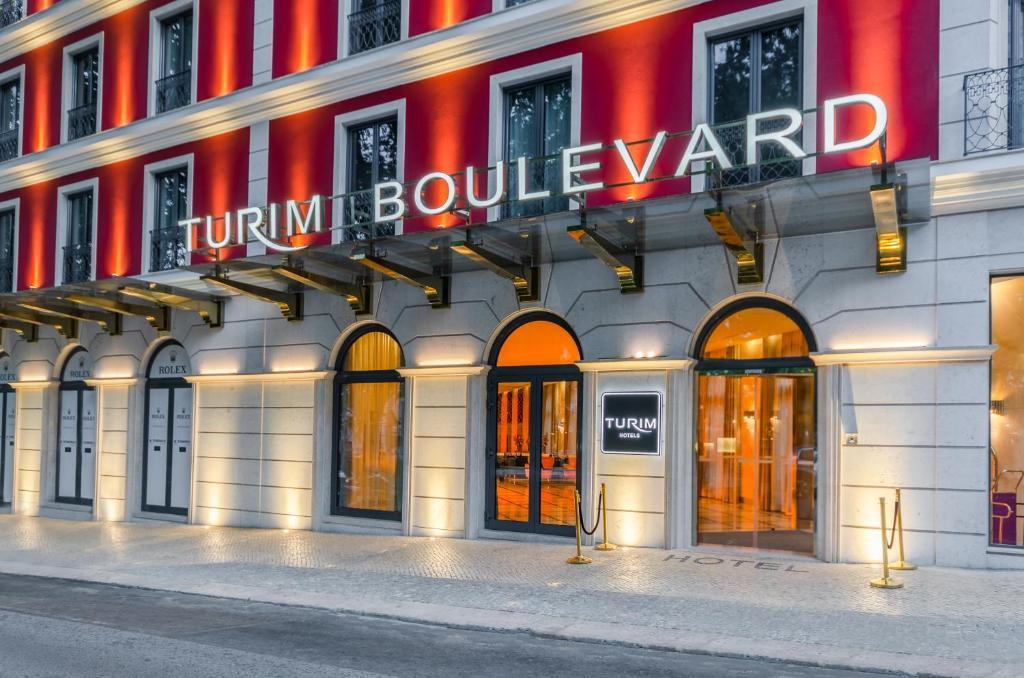 TURIM Boulevard Hotel, Lisboa – Precios actualizados 2019