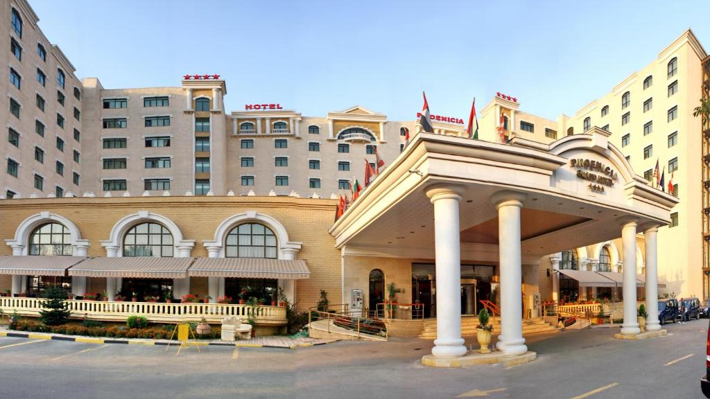 Phoenicia Grand Hotel București Prețuri Actualizate 2020