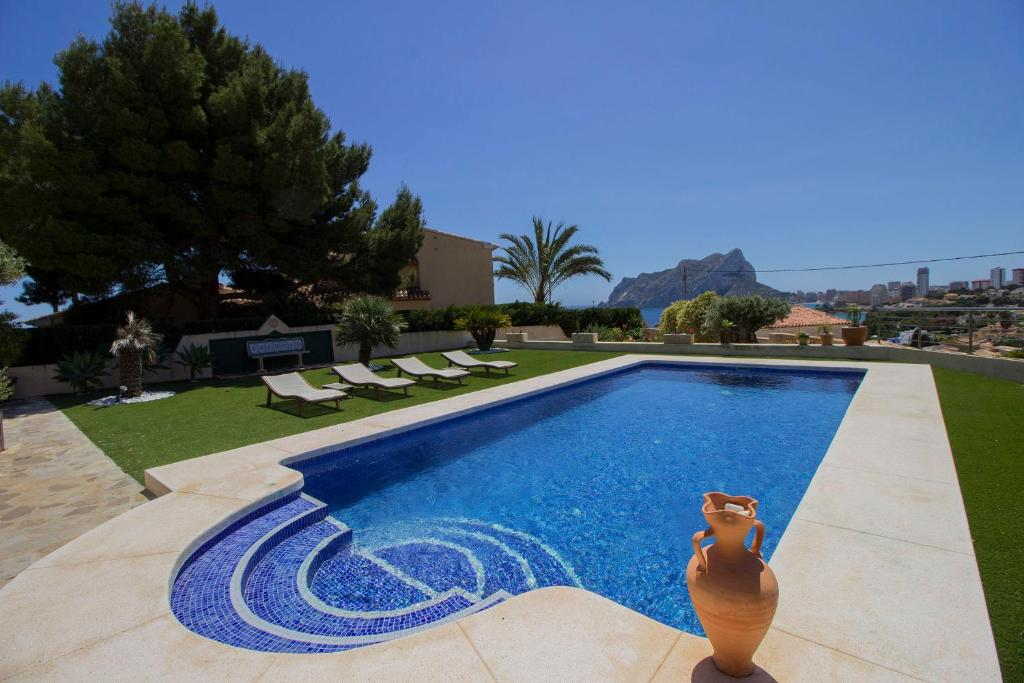Comfortable Villa LEVADIA near to the beach with the ...