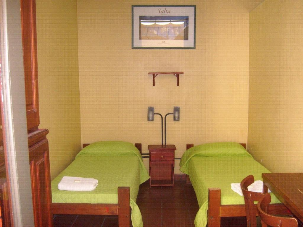 Hostel Recoleta