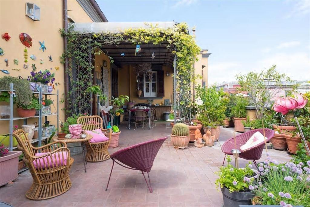 Terrazza Fiorita Napoli Naples Updated 2020 Prices