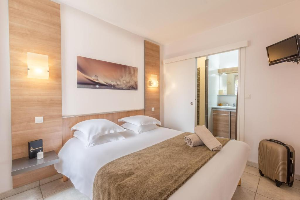 Residence Hoteliere Natureva Spa Cap D Agde France Booking Com