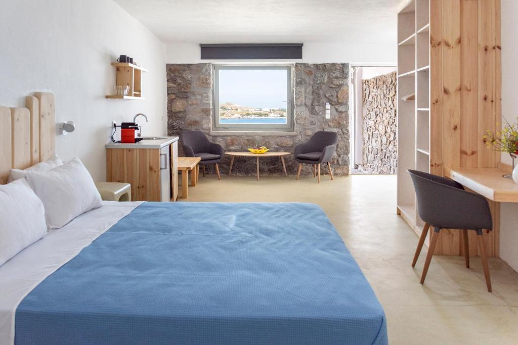 199469867 - Onde se hospedar em Mykonos: Como escolher um hotel bom e barato na ilha mais cara da Grécia - mykonos, ilhas-gregas, grecia