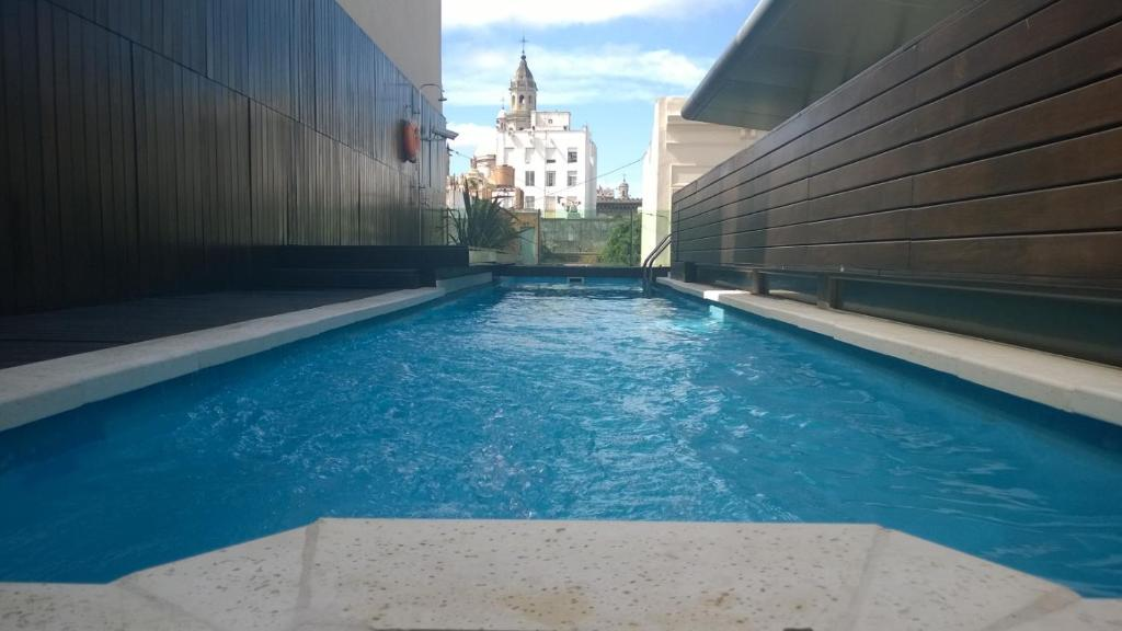 The swimming pool at or near Mansion Vitraux Boutique Hotel
