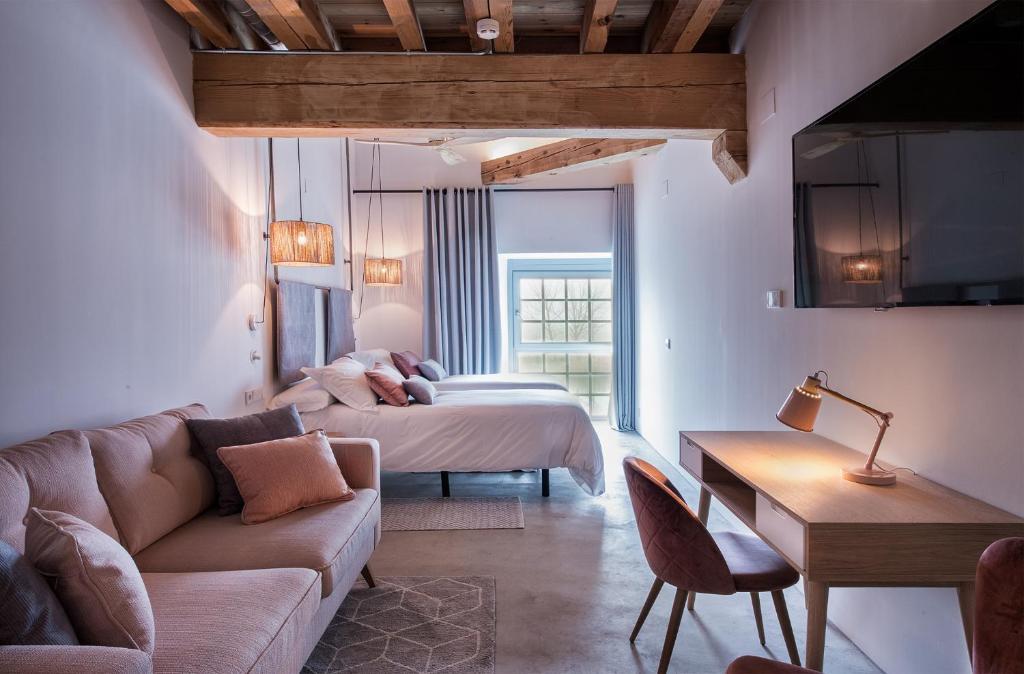 hoteles con encanto en palencia  19