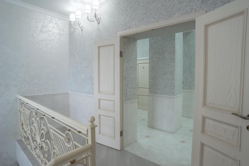 Ванная комната в Hotel Vintage