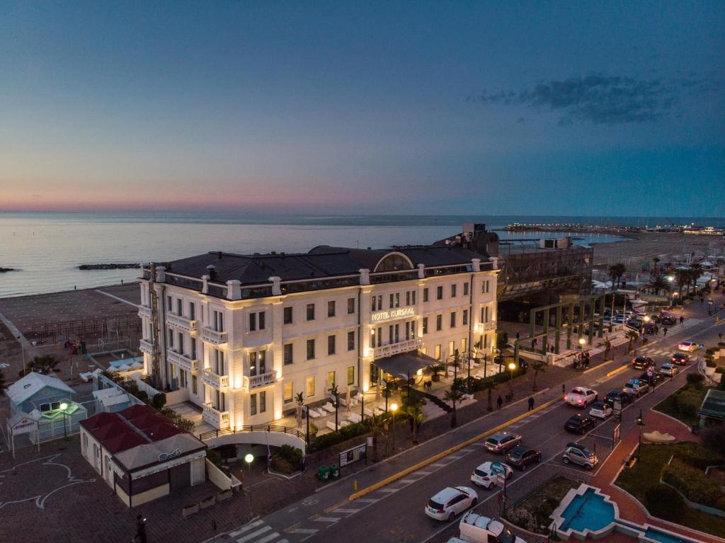 Kursaal Hotel Cattolica Paivitetyt Vuoden 2020 Hinnat