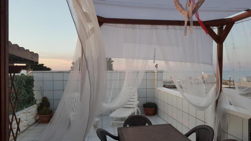 Apartment Terrazza Sul Mare Bari Italy Booking Com