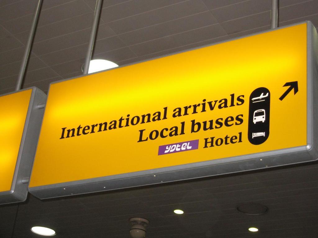 Yotelair London Gatwick Airport Horley Uk Booking Com