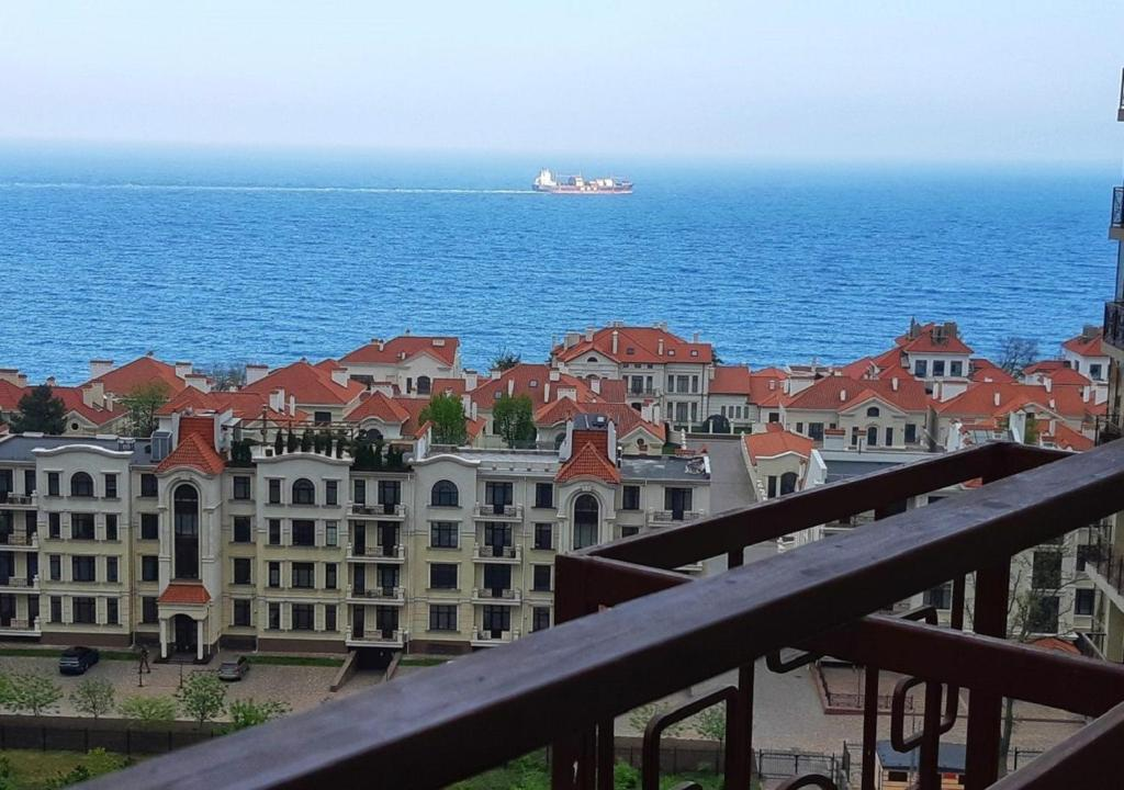 Rezervujte si hotel vo štvrti Primorsky mesta Odesa online.
