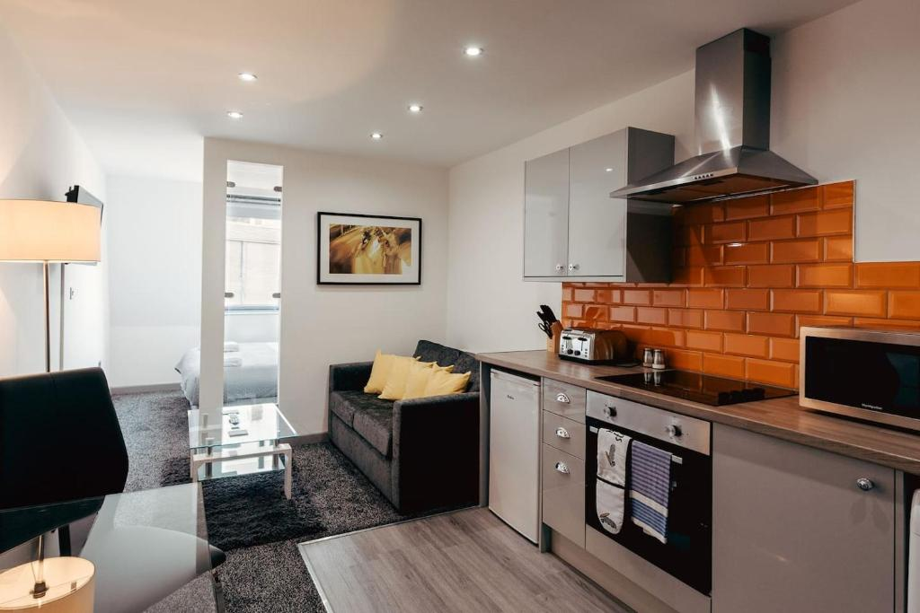Halifax House Studio Apartment 215 Uk Booking Com