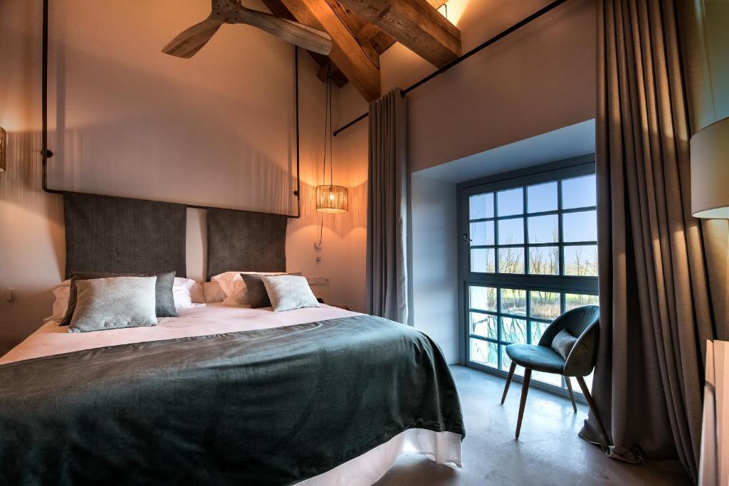 hoteles con encanto en palencia  12