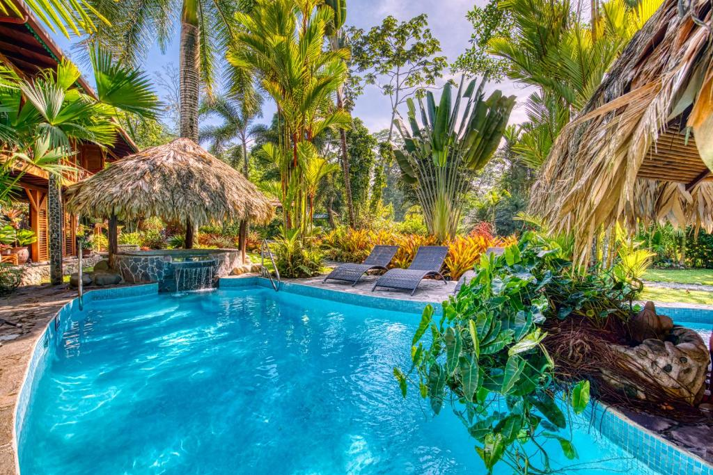 The swimming pool at or close to Hotel Banana Azul - Adults Only