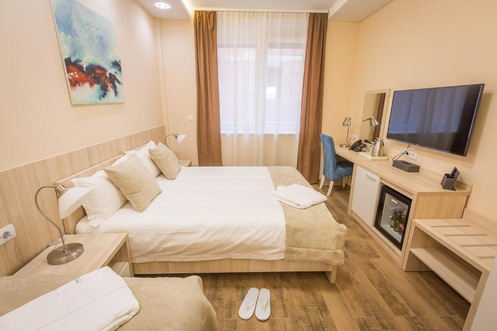 Hotel Mar Garni Belgrade Serbia Booking Com