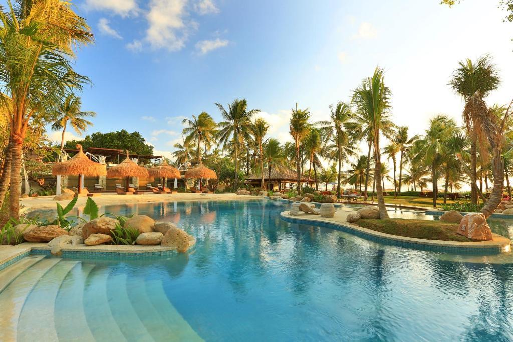 The swimming pool at or near Bali Mandira Beach Resort & Spa