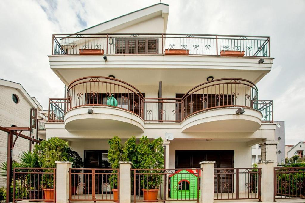 Apartment Vukovic Herceg Novi Montenegro Booking Com