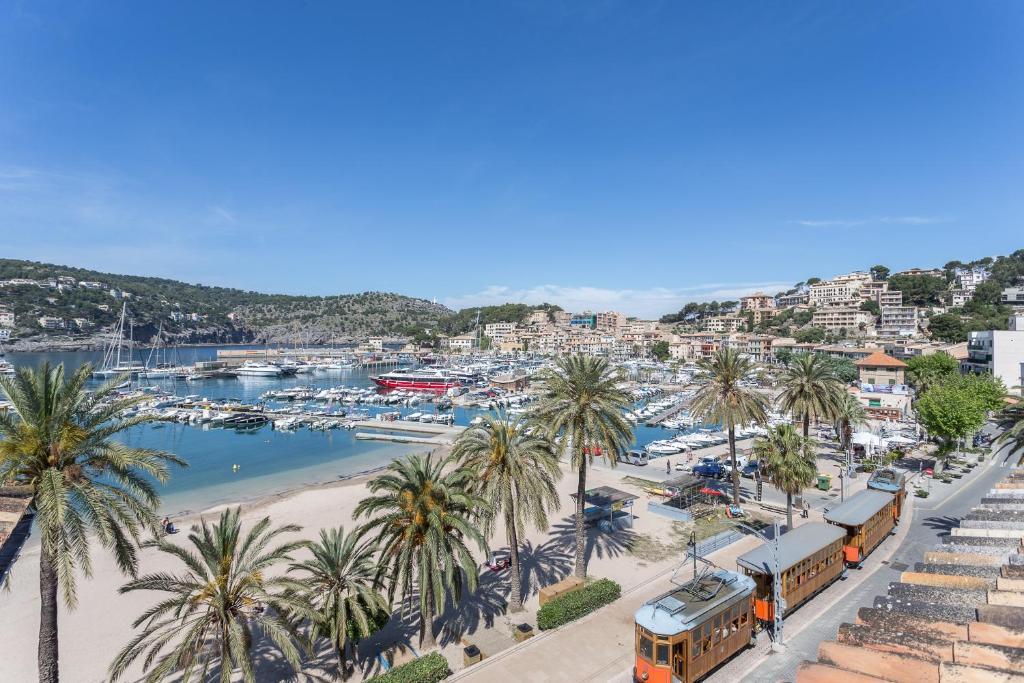 Hotel Fergus Style Soller Beach Port De Soller Spain Booking Com