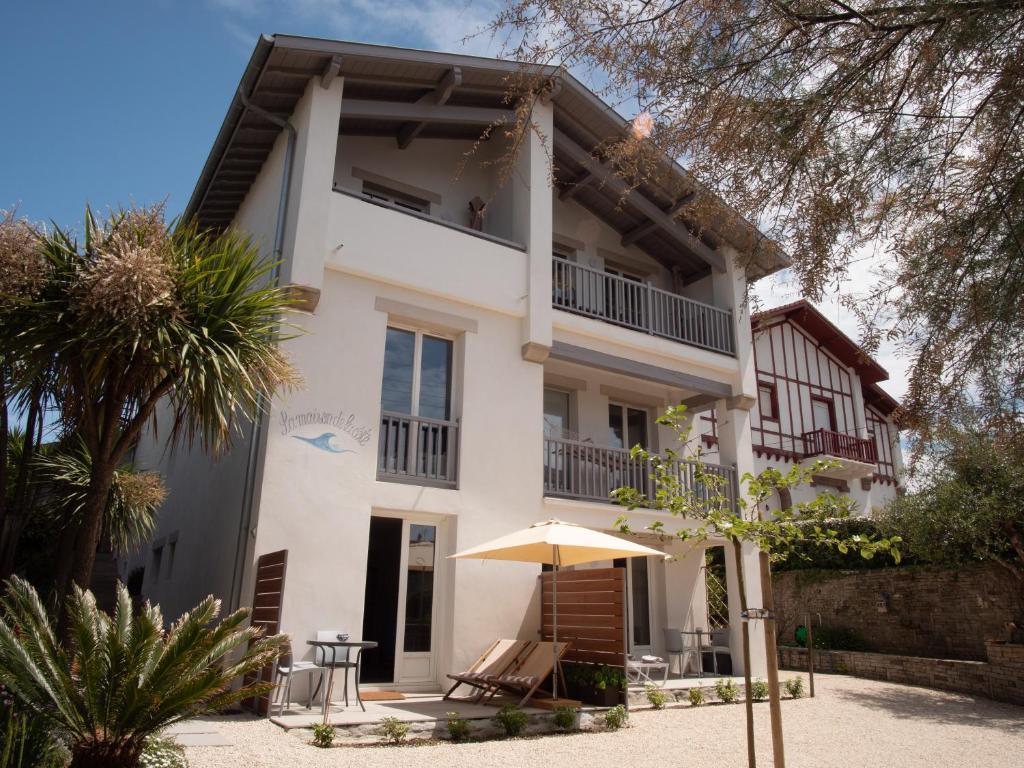 100 Fantastique Suggestions Maison Bord De Mer Biarritz