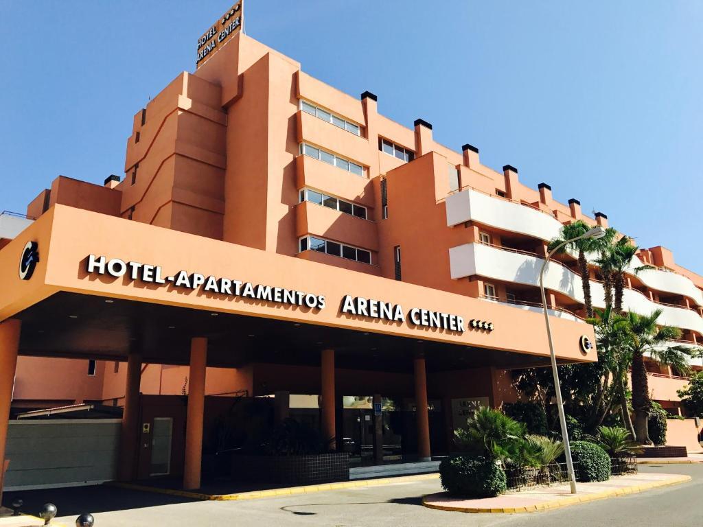 Aparthotel Arena Center (España Roquetas de Mar) - Booking.com