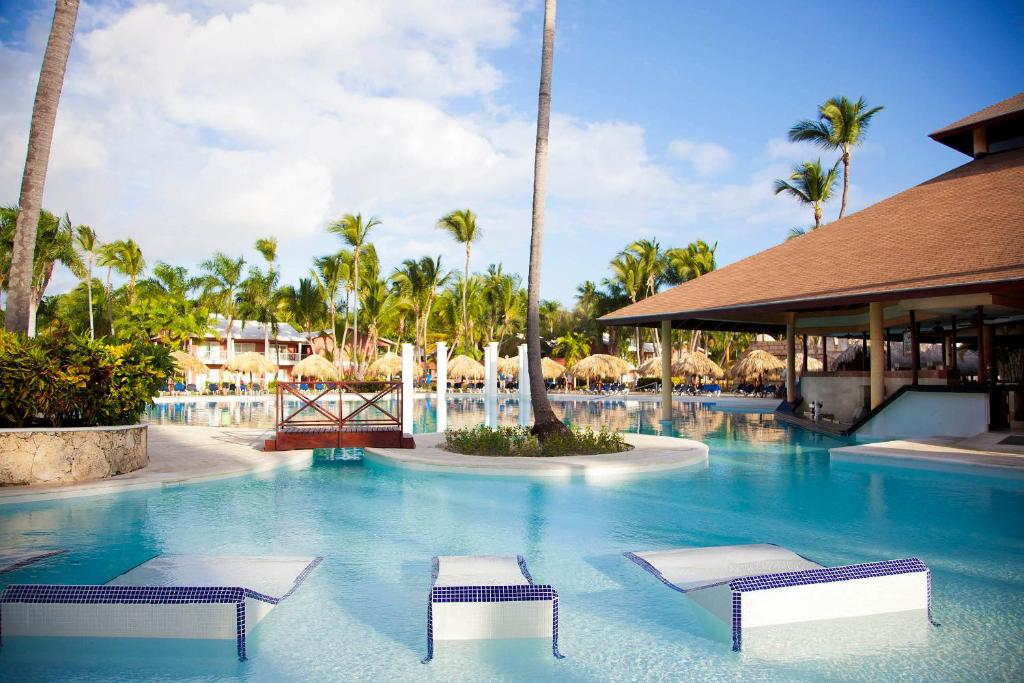 Punta Cana Resorts >> Grand Palladium Palace Resort Spa Casino All Inclusive