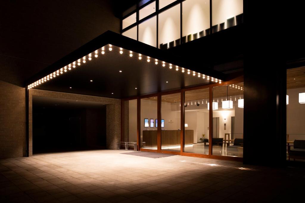 MASCOS HOTEL 益田温泉の外観または入り口