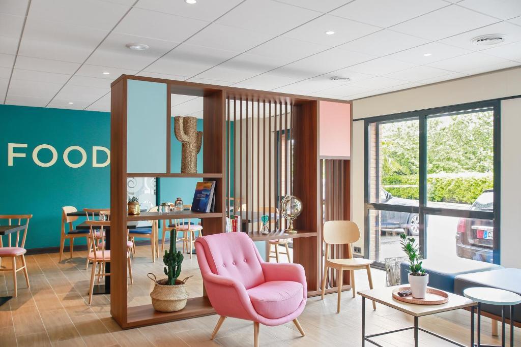 Condo Hotel Appart'City Toulouse Aéroport, Blagnac, France