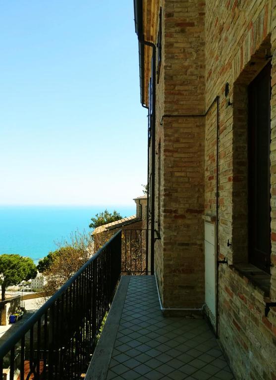Appartamento Belvedere Il Tuo Balcone Sul Mare Cupra