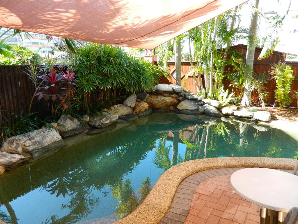The swimming pool at or near The Balinese