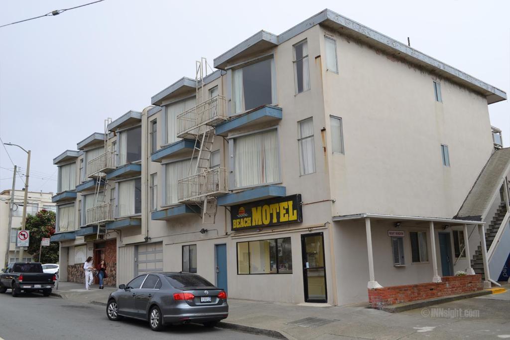 Beach Motel San Francisco Ca