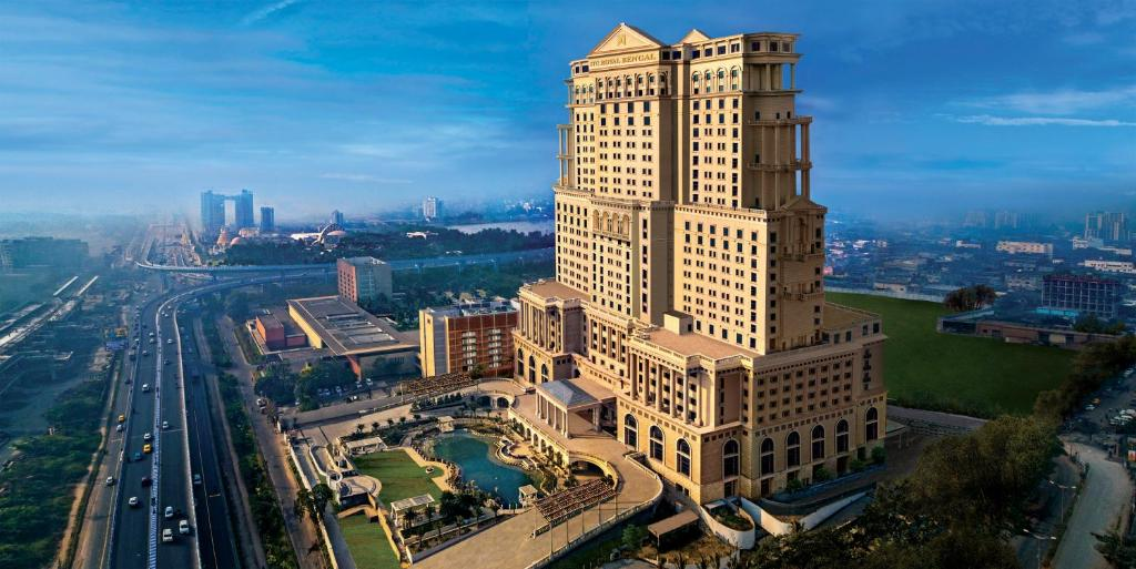 Itc Royal Bengal A Luxury Collection Hotel Kolkata