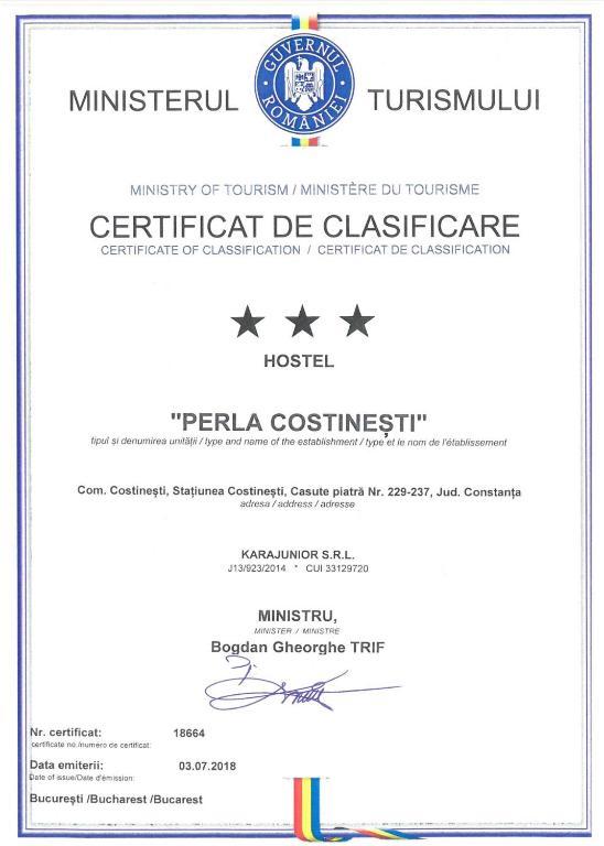Resort Perla Costinesti Romania Booking Com