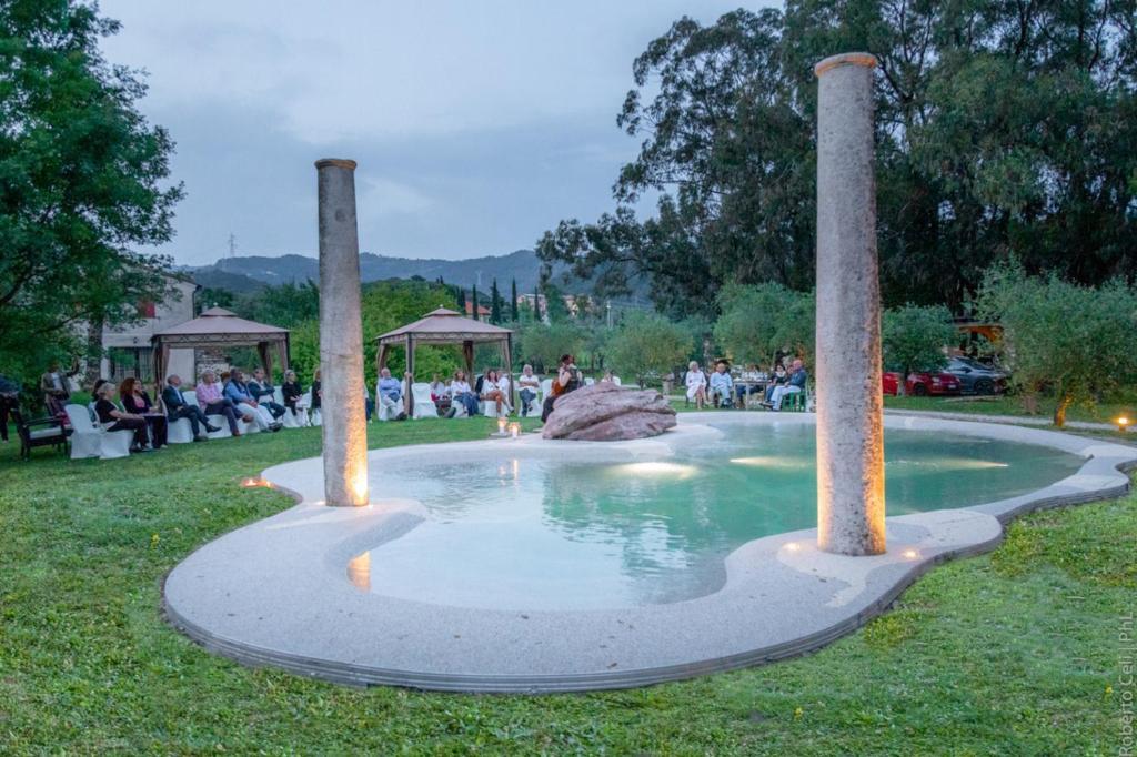 Piscina di Resort La Ghiaia o nelle vicinanze