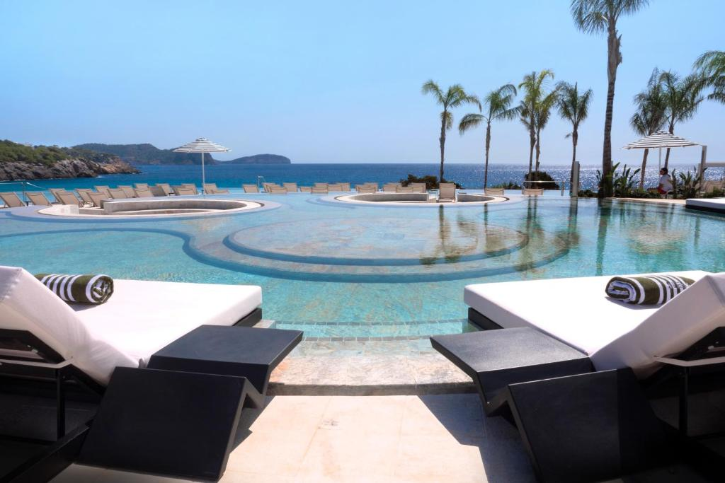 The swimming pool at or near Bless Hotel Ibiza