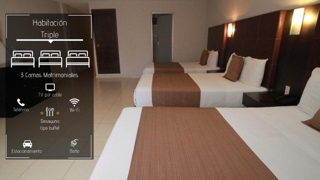 Hotel Joy, Irapuato, Mexico - Booking.com